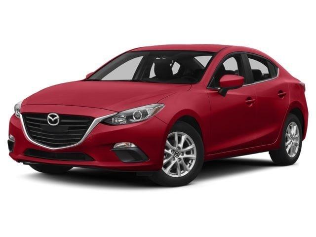 2016 Mazda Mazda3 GS Sedan