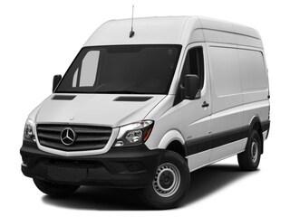 2016 Mercedes-Benz Sprinter-Class Standard Roof Van Cargo