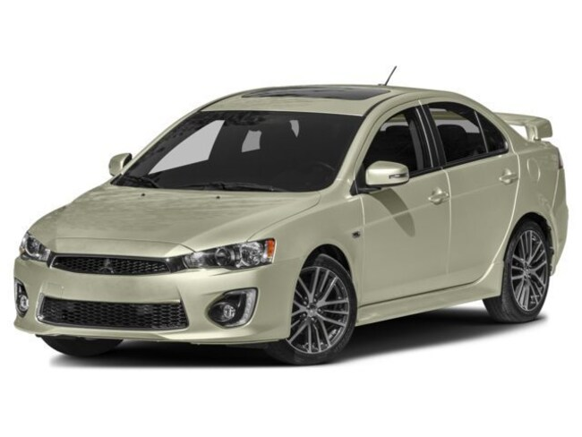 2016 Mitsubishi Lancer SE LTD Sedan