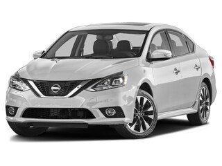 2016 Nissan Sentra 1.8 SV Sedan