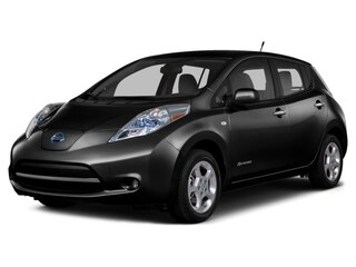 2016 Nissan Leaf S 1 Speed Automatic
