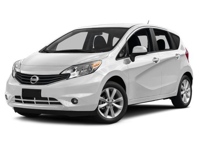 2016 Nissan Versa Note Hatchback