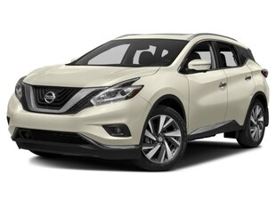 2016 Nissan Murano Platinum Fresh Local Trade SUV
