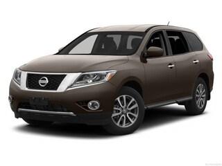2016 Nissan Pathfinder Platinum|V6|PANO ROOF|DVD|NAVI|360 CAM|20