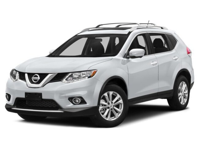 2016 Nissan Rogue SV FWD | Roof-Rack | Heated Seats | One Owner | Local | SUV