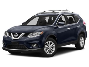 2016 Nissan Rogue SL AWD LEATHER! NAVIGATION! BLUETOOTH! 360 CAMERA!