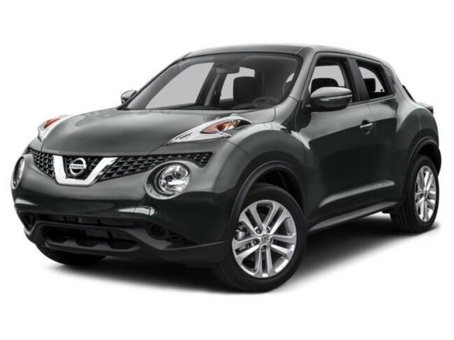 2016 Nissan JUKE SV Sport Utility