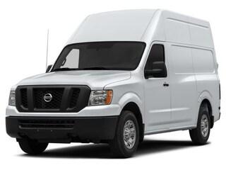 2016 Nissan NV Cargo NV2500 HD SV V6 Van High Roof Cargo Van