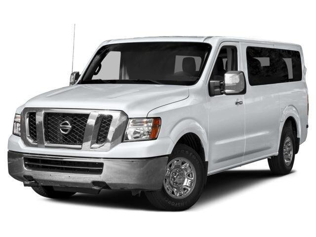 2016 Nissan Nvp SL Passenger Full-size Passenger Van