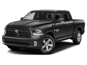 2016 Ram 1500 Outdoorsman | 4X4 | Short Box |