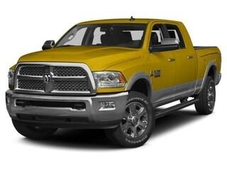 2016 Ram 3500 Laramie Truck Mega Cab