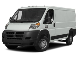 2016 Ram Promaster Low Roof 118 in. WB Van Cargo