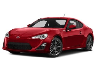 2016 Scion FR-S at Coupe