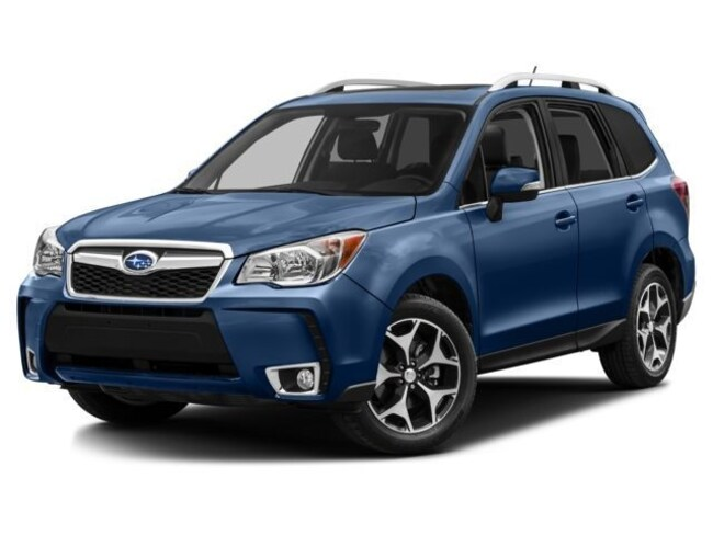 2016 Subaru Forester 2.0XT Limited With Tech Package SUV