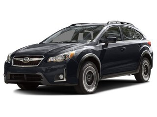 2016 Subaru Crosstrek Limited Pkg 5sp SUV