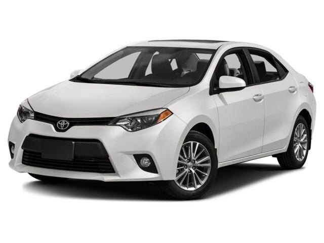 2016 Toyota Corolla SE Technology Package Sedan