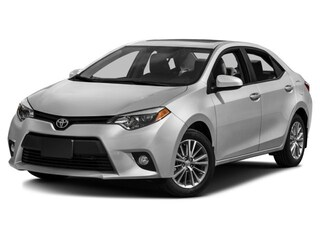 2016 Toyota Corolla Sedan CE
