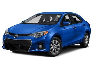 2016 Toyota Corolla SPORT, LEATHER, TECH PACKAGE Sedan