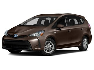 2016 Toyota Prius V 5DR: Fully Loaded! Wagon