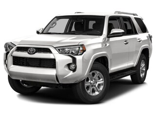 2016 Toyota 4Runner TRAIL EDITION Sport Utility