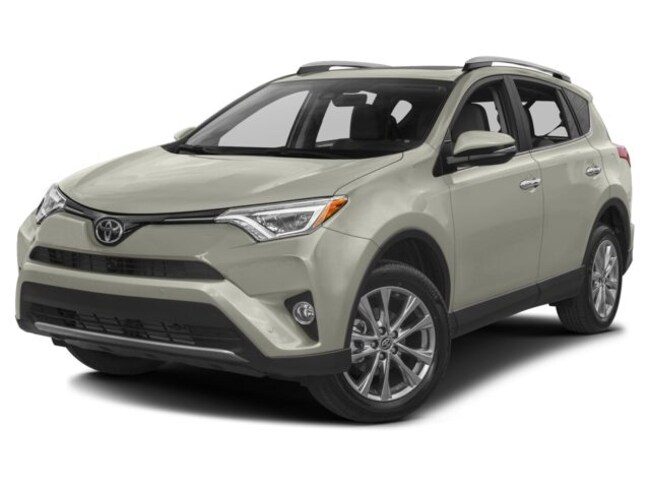 2016 Toyota Rav4 Limited clean no accident low kms SUV