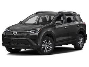 2016 Toyota RAV4 LE FWD just 46,333 km !