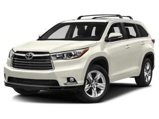 2016 Toyota Highlander XLE : navigation SUV