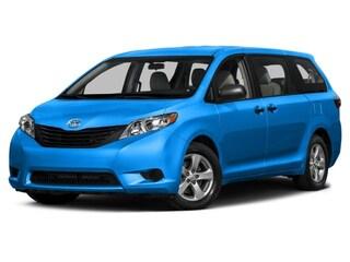 2016 Toyota Sienna 5DR 7-Pass FWD Van Passenger Van in Edmonton, AB