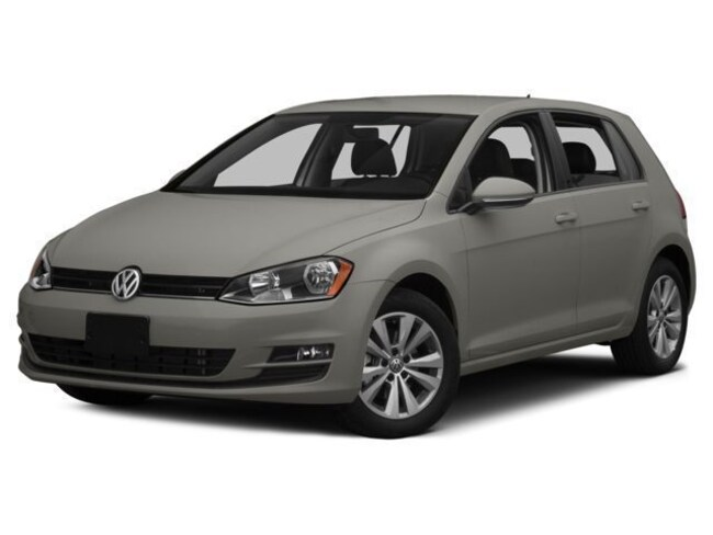 2016 Volkswagen Golf 1.8 TSI Highline Hatchback