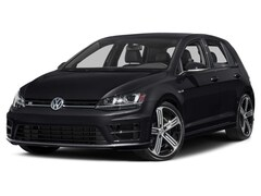 2016 Volkswagen Golf R 4MOTION Hatchback