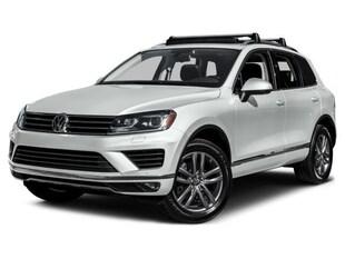 2016 Volkswagen Touareg 3.0 TDI Comfortline SUV