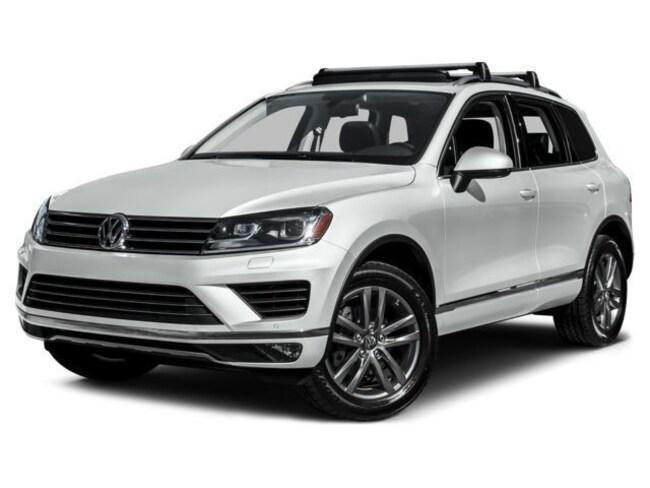 2016 Volkswagen Touareg 3.0 TDI Highline SUV