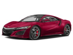 2017 Acura NSX Sport Hybrid SH-AWD all-wheel drive Coupe