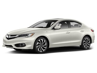 2017 Acura ILX A-Spec Sedan
