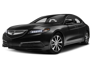 2017 Acura TLX Base Sedan