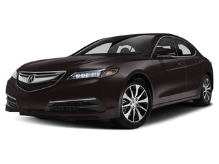 2017 Acura TLX Base w/Technology Package Sedan