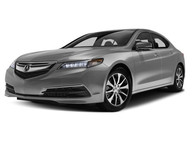 2017 Acura TLX 3.5L SH-AWD w/Tech Pkg Sedan