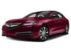 2017 Acura TLX Base w/Technology Package Sedan