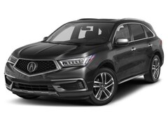 2017 Acura MDX Technology Package SUV