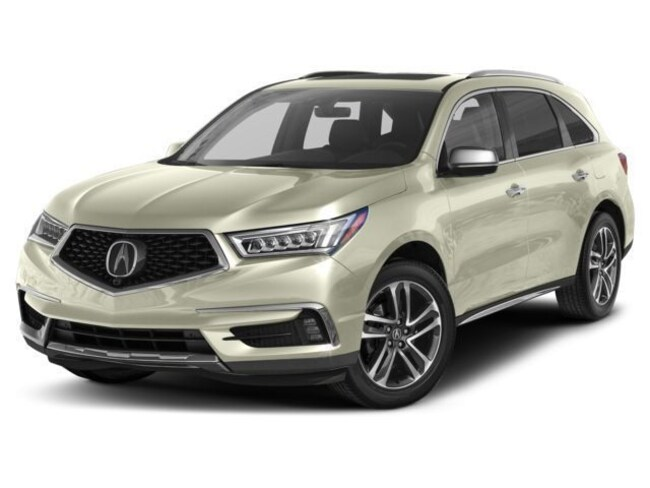 2017 Acura MDX Elite *Executive Demo, Fully Loaded* SUV