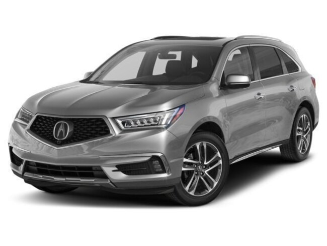 2017 Acura MDX Elite Package SUV