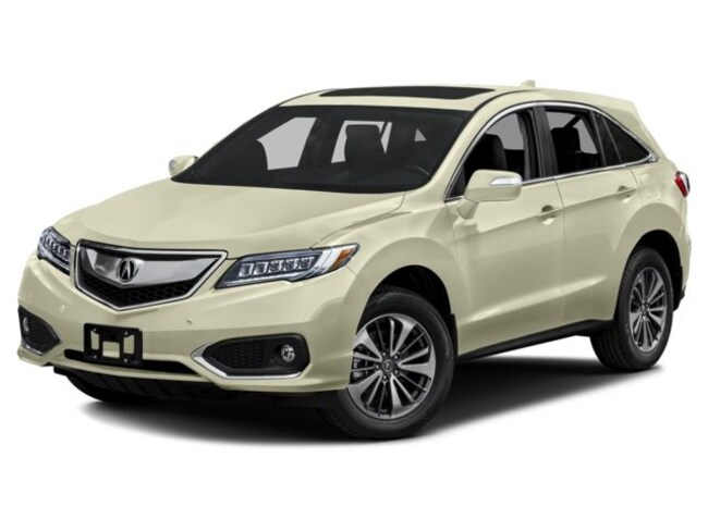 2017 Acura RDX Elite at No Accident| Remote Start| Parking Sensor SUV