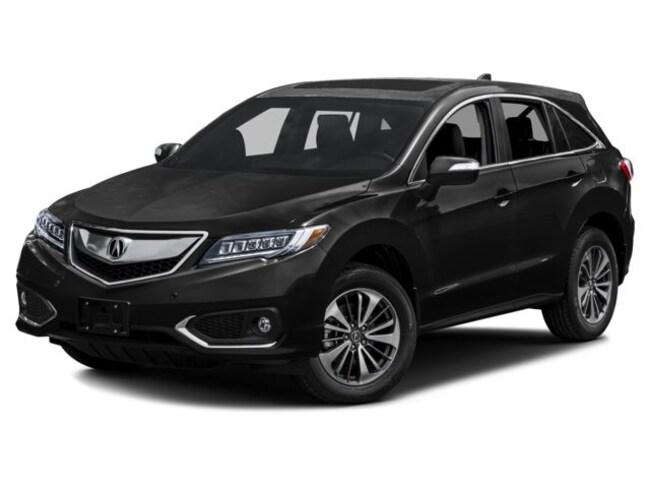 2017 Acura RDX Elite at Acura Certified | No Accident| Remote Sta SUV