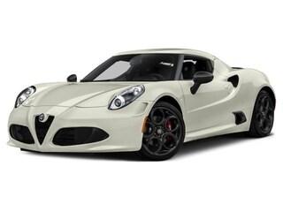 2017 Alfa Romeo 4C Coupe Coupe
