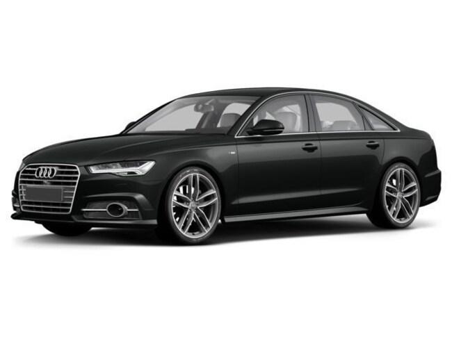 2017 Audi A6 3.0T Technik Sedan