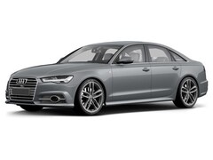 2017 Audi A6 3.0T Competition Berline