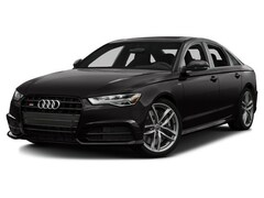 2017 Audi S6 4.0T (S tronic) (Currently Experiencing Production Sedan