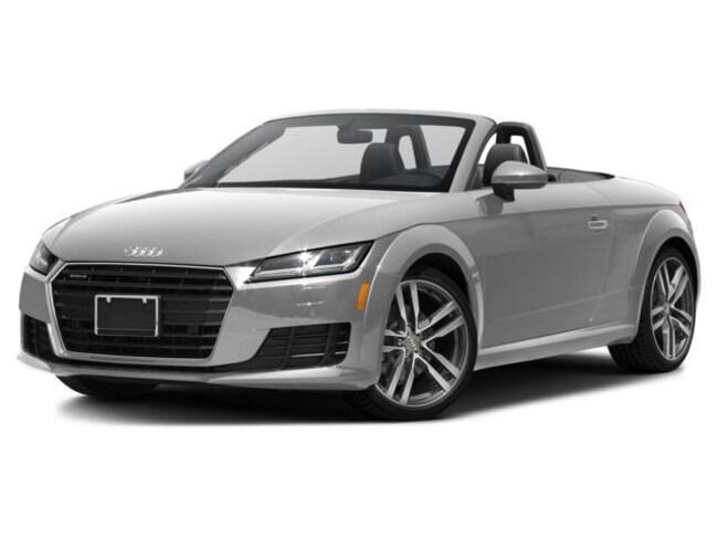 2017 Audi TT 2.0T Convertible