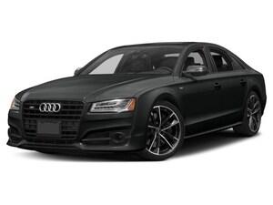 2017 Audi S8 4.0T Plus