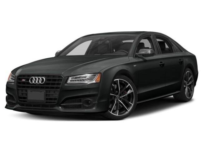 2017 Audi S8 4.0T Plus Sedan